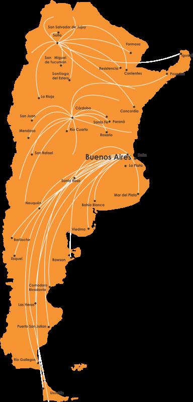 mapa de inter red paramedic