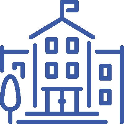 icono servicio emergencias instituciones educativas