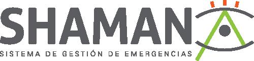 logo shaman software gestión de emergencias