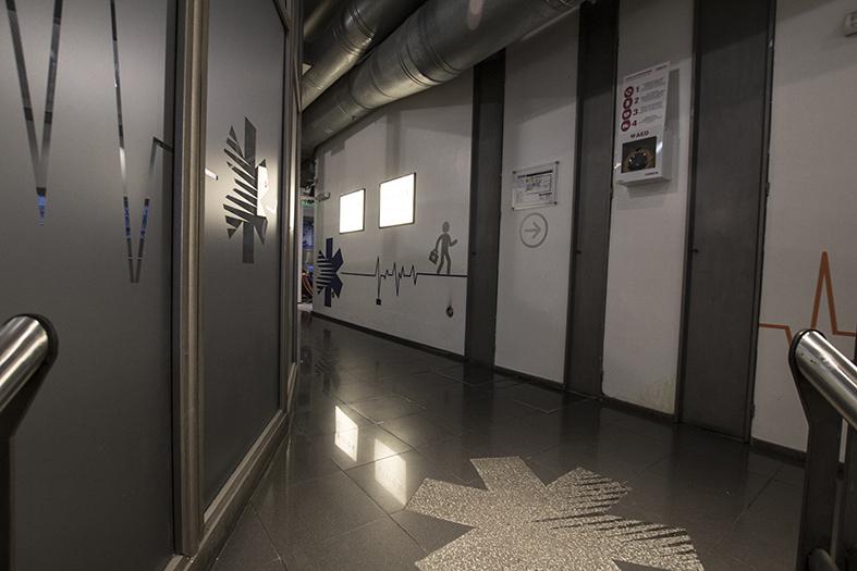 sede paramedic Donado